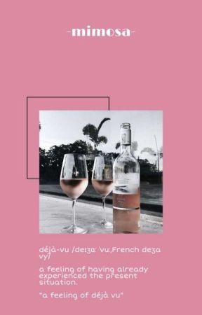 Déjà-vu//Bungou Stray Dogs x Reader (2nd volume) by -mimosa-