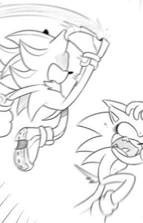 Ask Or Dare Sonic, Shadow, and Silver  by EvenBlueish76