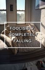 foolishly, completely falling ; larry by Stylinbeats