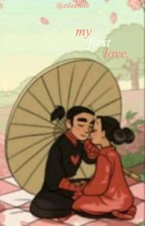 My First Love. ( Pucca x Garu ) by eileennb