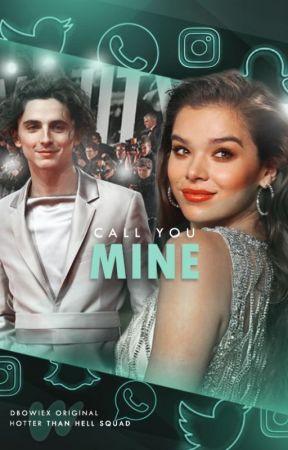 5 │ CALL YOU MINE ━━ timothée chalamet by dbowiex