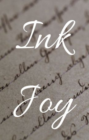 Ink Joy by bluestonegirl47