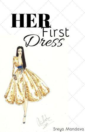 Her First Dress by sugarplush