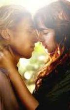 Jace y Clary   a un paso del amor by tefa1103