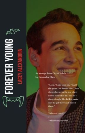 FOREVER YOUNG ° SIMON LEWIS by oakenshield_
