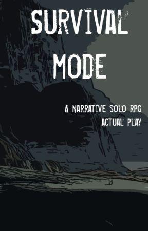 Survival Mode: An RPG AP by Mcoorlim