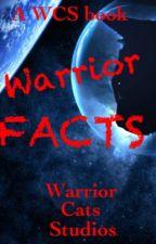 Warrior Cats Facts by WarriorCatsStudios