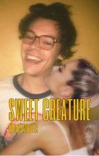 sweet creature -h.s X a.g- instagram au by Breewrites
