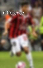 difference by IskanderAlg