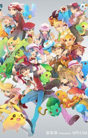 Take care of me! (Pokemon fan fiction) by Quaking_AspenTree625