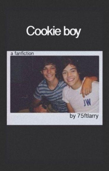 cookie boy ୨୧ larry