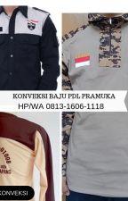 PROMO.!, ✅ WA: 0813-1606-1118, Produsen Baju PDL Pramuka ke Bandung, by jualbajupdlpramuka