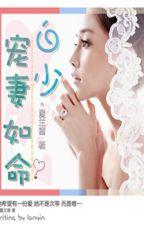 [Hiện đại- Sủng] Bạch thiếu cưng chìu vợ như mạng by hanthientuyet