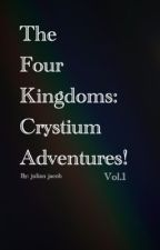 The Four Kingdoms: Crystium adventures. (Pokémon fic) by Sexyjisung27