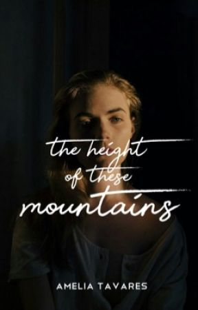The Height Of These Mountains by -polyhymnia