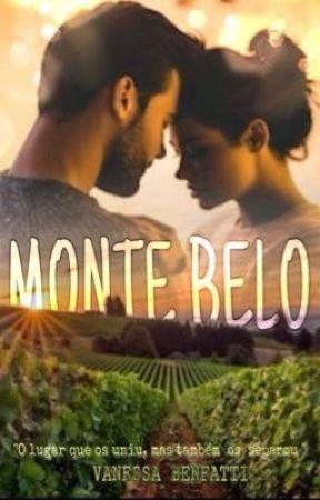 Monte Belo ( degustação) by vanessabenfatti0