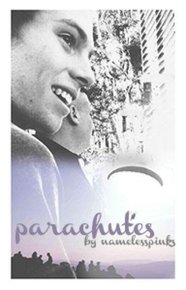 parachutes ✖ l.h.