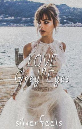 Love in Grey Eyes   Sirius Black by hazelkaurr