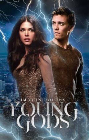 Young Gods | L. Castellan by Imaginebooks