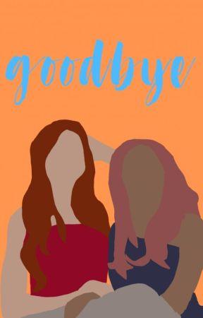 Goodbye  by Raven666444