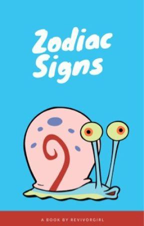 Zodiac Signs by Revivorgirl