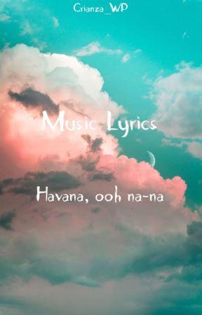 Music Lyrics by Crianza_WP