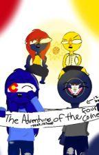 The Adventures Of The Four Corners by Ponyo_cutedoggo
