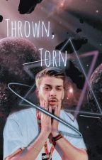 Thrown, Torn (Chandler x Reader) by NuggiesFlipyFlops