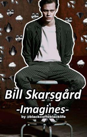 Bill Skarsgård || imagines by blackcoffeeblacklife