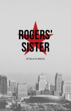 Rogers' Sister || Bucky Barnes by jetblack4real