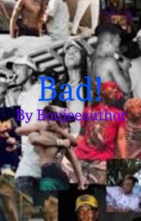 Bad (SLUMPTACION) by getjiggywithshishi