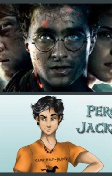 Percy Jackson Goes To Hogwarts (Percy Jackson Fanfiction)