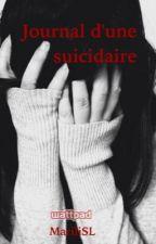 Journal d'une suicidaire by MariliSL