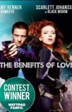 The Benefits of Love [Avengers Oneshot] by Alana_Laufeyson