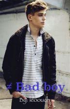 ≠ BAD BOY by leoouch