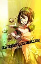 Toph's Legendary Stories >> A:TLA  by XenaxGabrielle