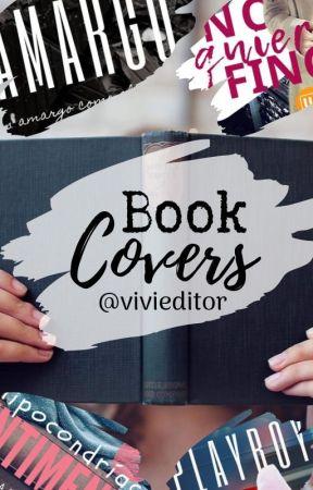 Book covers- Portadas (ABIERTO) by vivieditor