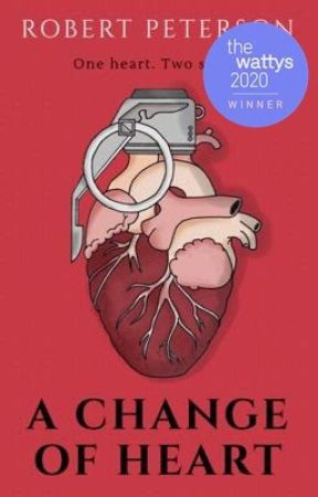 A Change of Heart | Coming Soon by writeyourname97
