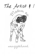 The Artist & I // c.h + m.c // Malum AU by snugglehood