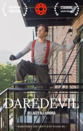 DAREDEVIL ° BLAKE GALLO by oakenshield_