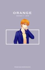 kyo soma | Orange  by YoongiNights