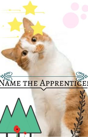Name the Apprentice:(and OC Giveaways) by great2cu