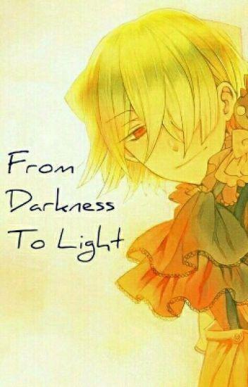 Pandora Hearts Xerxes Break x Reader: From Darkness to Light [1]