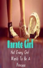 Karate Girl by Jrose181