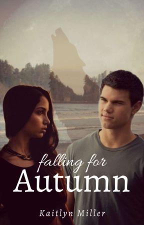 Falling for Autumn | Jacob Black  by kemillerwrites