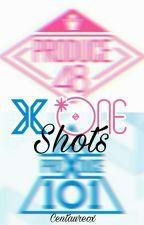 『IZ*ONE ღ X1 Oneshots』 by centaureox