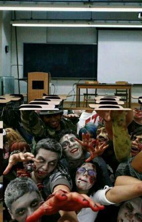 Зомби-апокалипсис в школе by pelme123shka