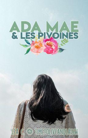 Ada Mae et les pivoines by timetoliveandlaugh