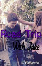 Road Trip With Jake by CarolineFW