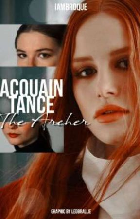 Acquaintance: The Archer | Avengers×Teen Wolf by Iambroque